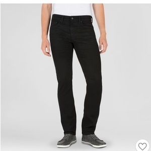 Levi's Denizen Men's 216 Skinny Fit Black Jeans